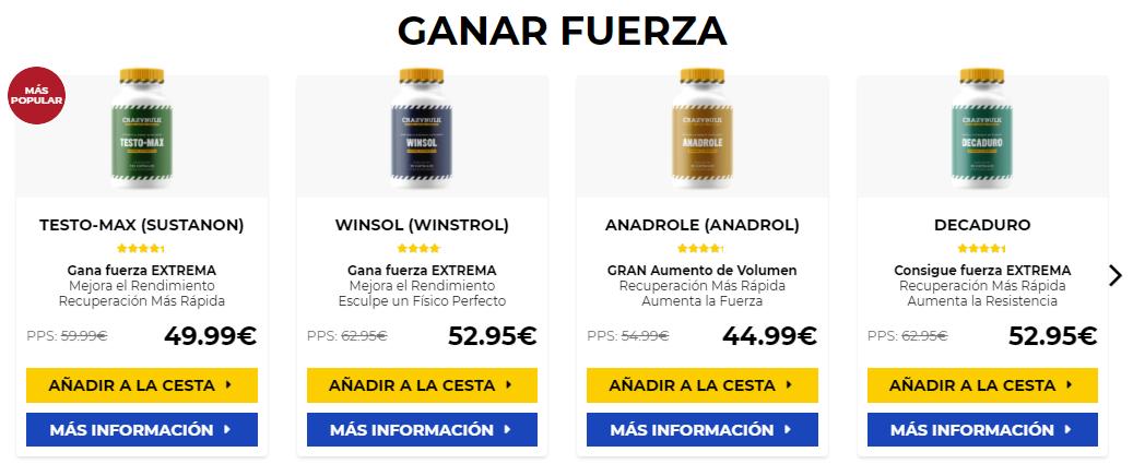 Comprar clenbuterol españa 2014 acheter du dianabol en belgique